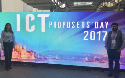 Attendance @ ICT Proposers' Day 2017
